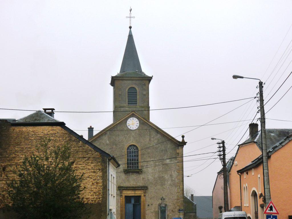 Eglise d'Udange